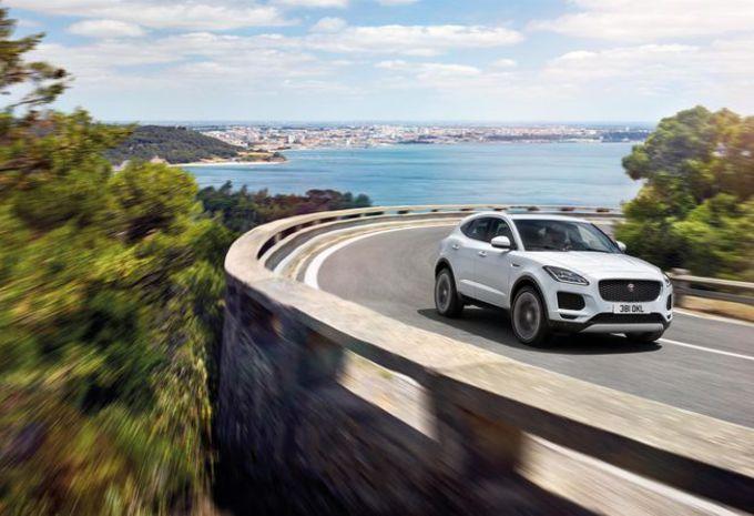 Jaguar E-Pace : compacte et sportive #19