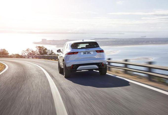 Jaguar E-Pace : compacte et sportive #4