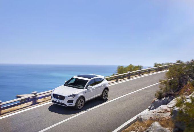 Jaguar E-Pace : compacte et sportive #5