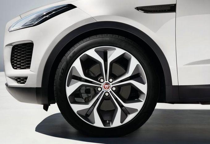 Jaguar E-Pace : compacte et sportive #6