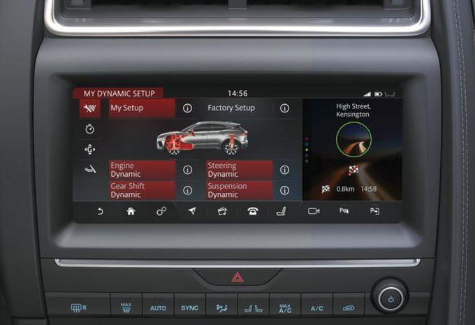 Jaguar E-Pace : compacte et sportive #7