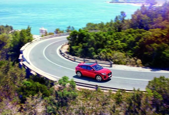 Jaguar E-Pace : compacte et sportive #8