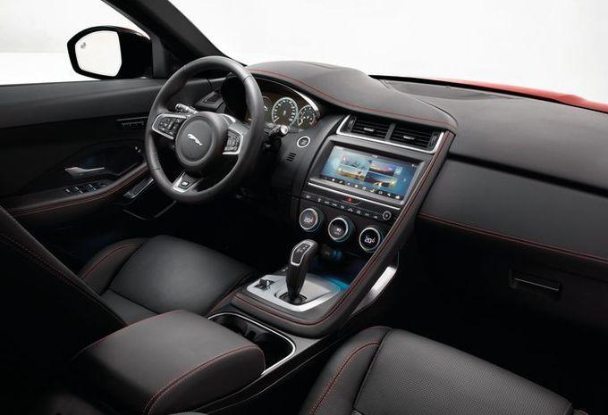 Jaguar E-Pace : compacte et sportive #9