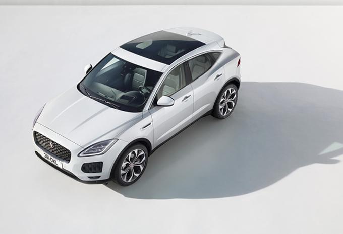 Wat je moet weten over de Jaguar E-Pace #3