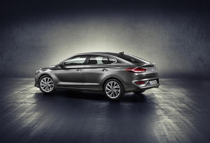 Hyundai i30 ook als sportievere Fastback #1