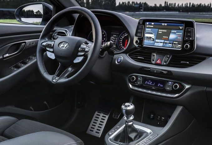 Hyundai i30 N : GTi coréenne #4