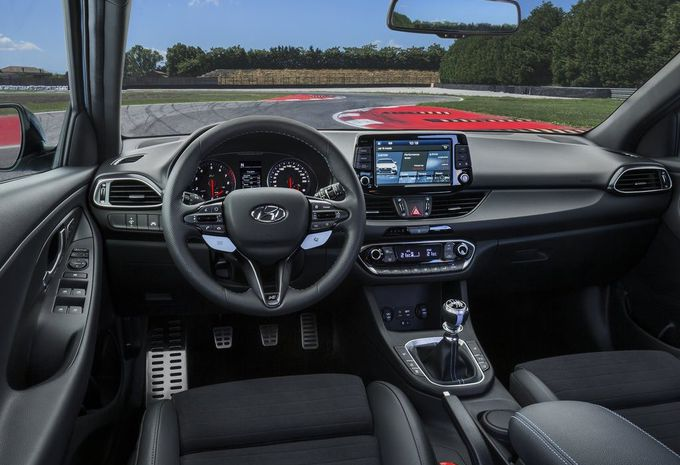 Hyundai i30 N : GTi coréenne #5