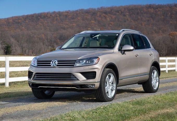 Volkswagen Touareg : fin de carrière aux USA #1