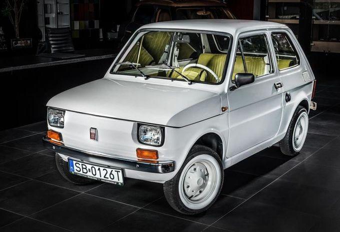 La plus chic des Fiat 126 pour Tom Hanks #3