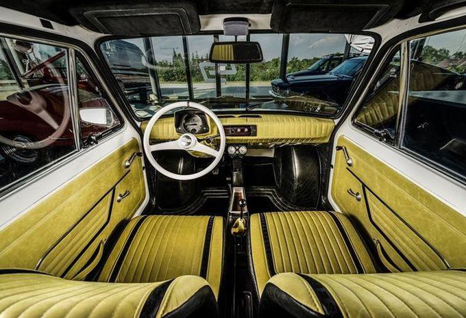 La plus chic des Fiat 126 pour Tom Hanks #8