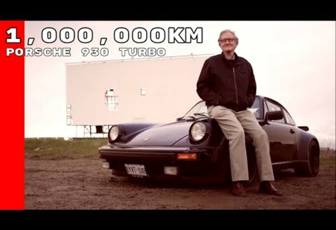 Cette 911 Turbo est millionnaire #1