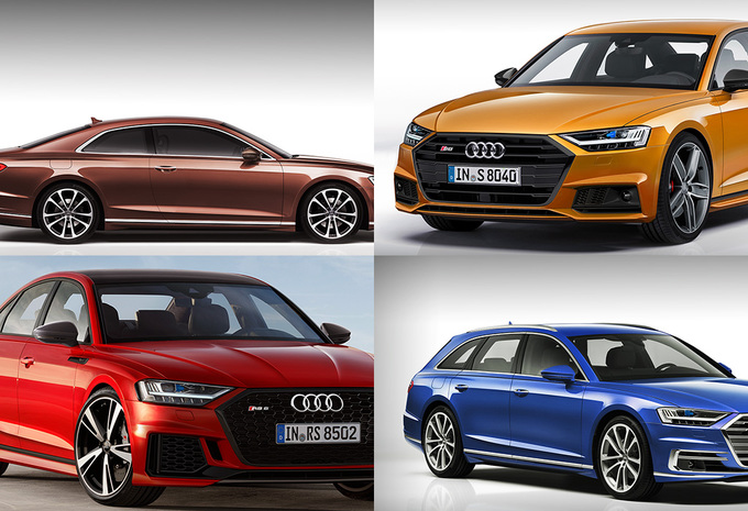 Welke Audi A8 moet Ingolstadt dringend bouwen? #1