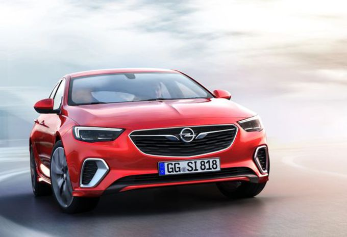 Opel Insignia GSi: blitser dan de OPC #1