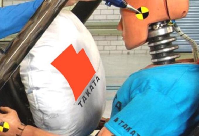 Takata: nieuwe airbags nu al teruggeroepen #1
