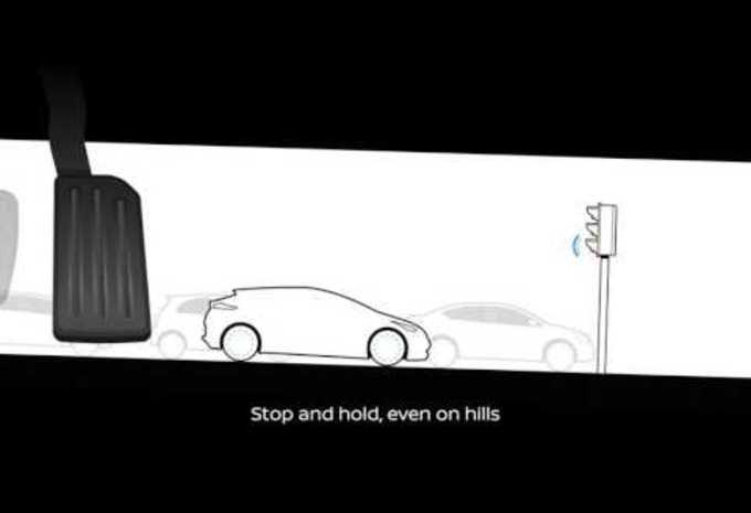 Pilotez la prochaine Nissan LEAF électrique d'une seule pédale — E-Pedal