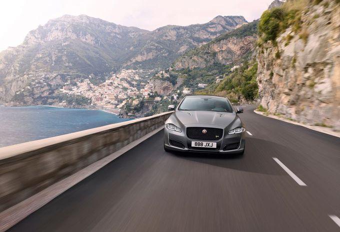 Jaguar XJ : jusqu'à 575 ch #1