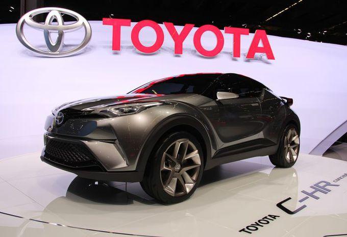 toyota va produire des voitures lectriques en chine moniteur automobile. Black Bedroom Furniture Sets. Home Design Ideas