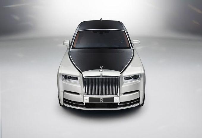 Rolls-Royce Phantom : aluminium et galerie d'art #1
