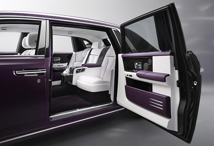 Meer dan ooit 's werelds beste: de nieuwe Rolls-Royce Phantom! #1