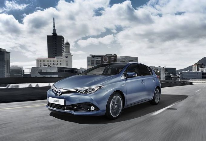 Toyota Auris : rebaptisée Corolla ? #1