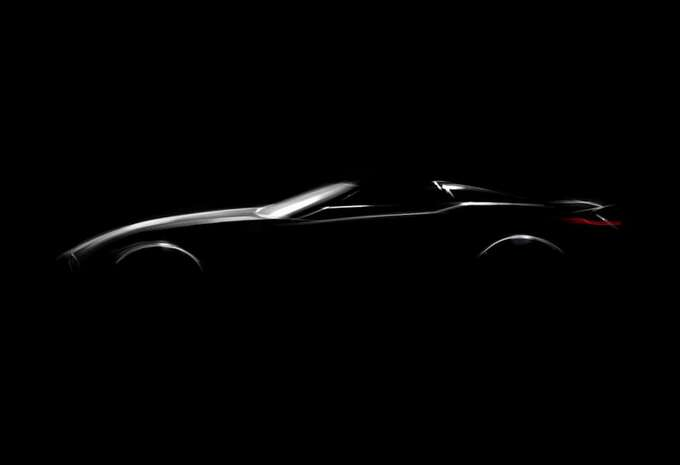 BMW Z4 Concept voor Pebble Beach #1