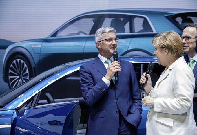 Hausse des ventes de voitures — Allemagne