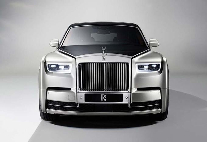 Rolls-Royce Phantom VIII : en images #1