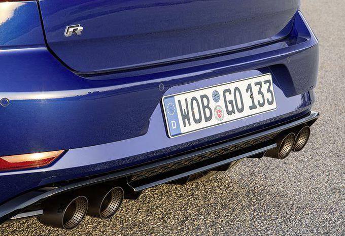 Volkswagen Golf R : le pack Performance dévoilé !  #1