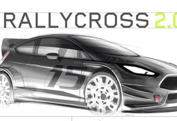 E Racing Le Rallycross En Mode Zero Emission Des 2018