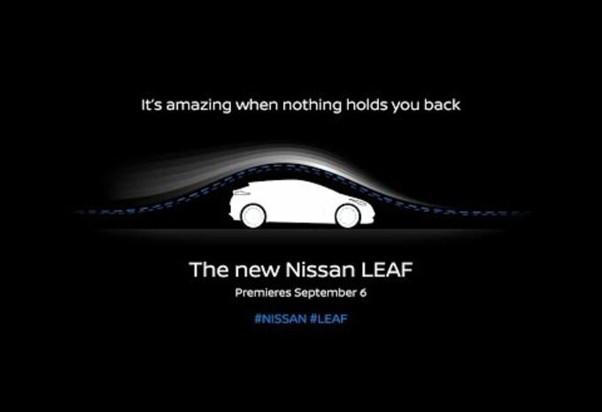VIDÉO - Nissan Leaf : les secrets de son aérodynamisme #1