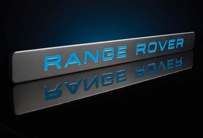 Range Rover : non au 7 places ! #1