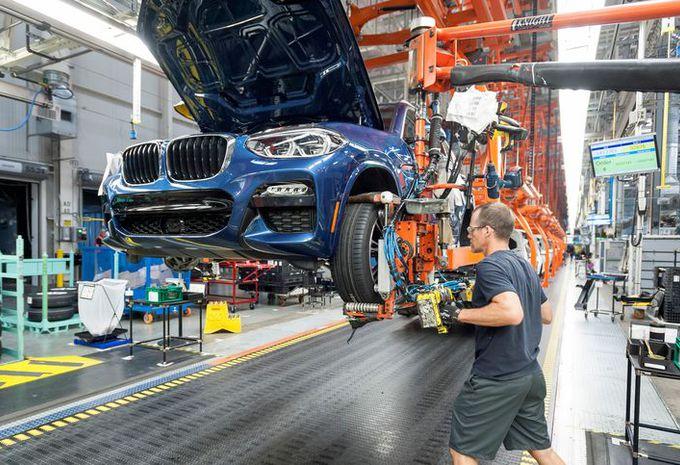 BMW : chaînes flexibles pour les modèles électriques #1