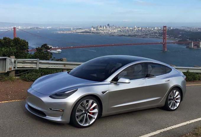 Tesla Model 3 : Musk confirme 50 et 70 kWh #1