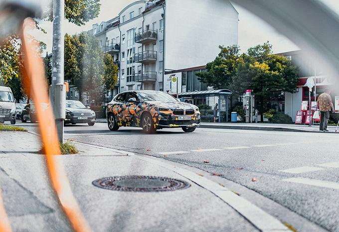 BMW X2 voor het eerst de straat op #3
