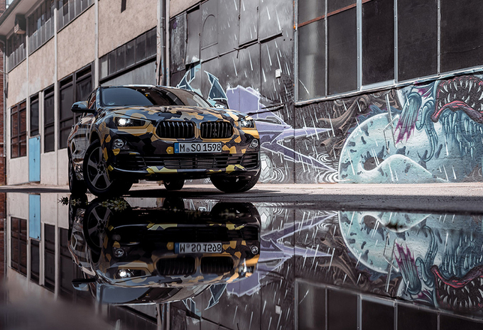 BMW X2 voor het eerst de straat op #4