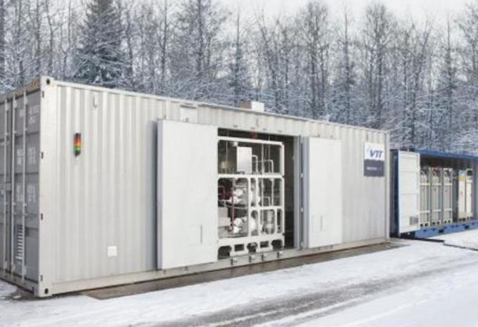 Carburant synthétique fabriqué en Finlande #2