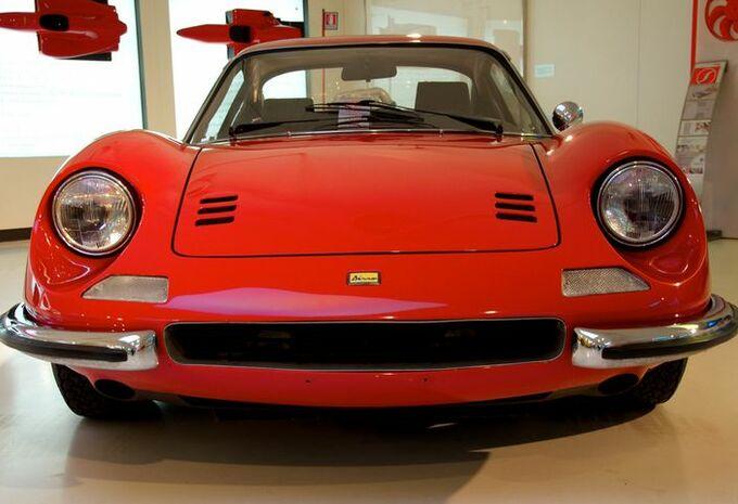 Ferrari : une Dino dans les cartons ?  #1