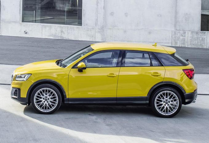 Audi Q2 2.0 TFSI Quattro : en attendant le SQ2 #2