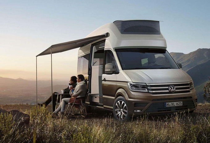 volkswagen california xxl concept 2017 moniteur automobile. Black Bedroom Furniture Sets. Home Design Ideas