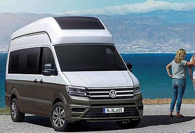 nouveau mod le volkswagen california xxl concept 2017 moniteur automobile. Black Bedroom Furniture Sets. Home Design Ideas
