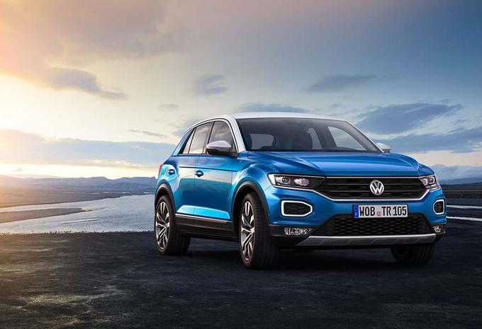 Volkswagen T-Roc 2018 : un crossover fort #1