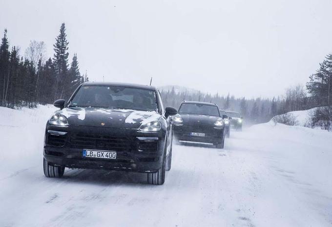 VIDÉO - Porsche Cayenne 2018 : la relève arrive ! #1