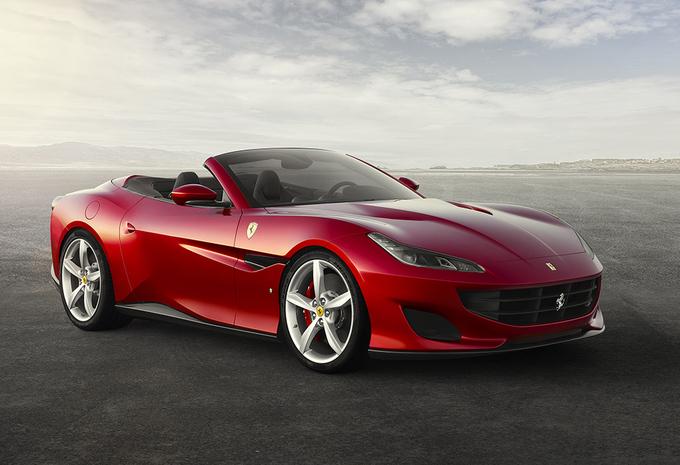 Ferrari : La Portofino remplace la California #1