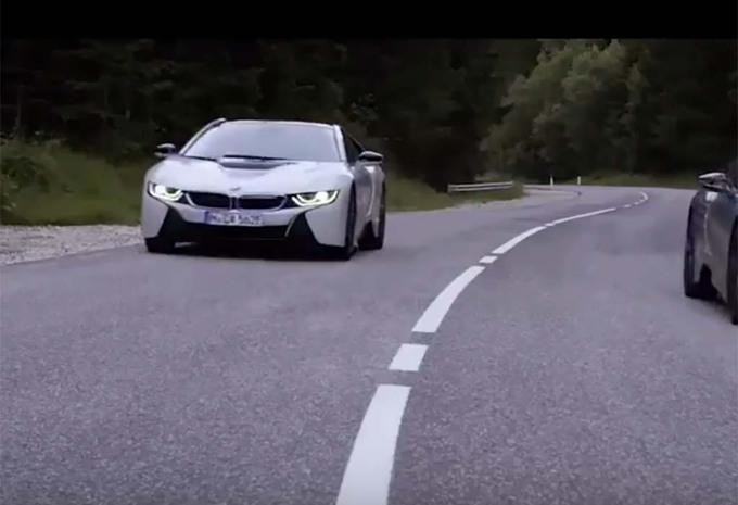 VIDEO – BMW i8 Roadster : elle arrive… #1