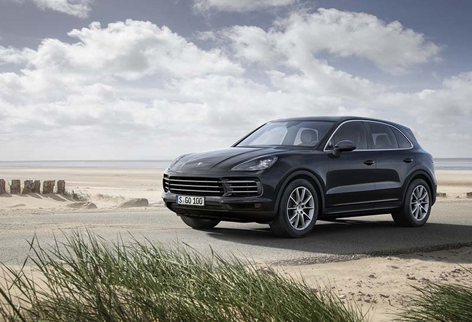 nouveau mod le porsche cayenne 2018 le m me en mieux moniteur automobile. Black Bedroom Furniture Sets. Home Design Ideas