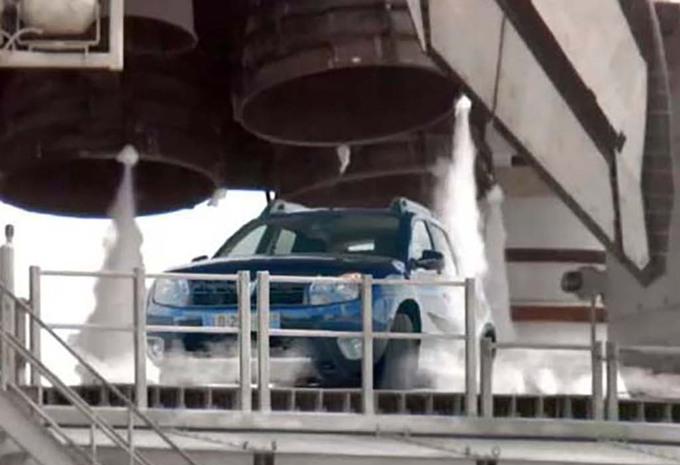 VIDEO – Dacia : Voilà le Duster 2018 #1