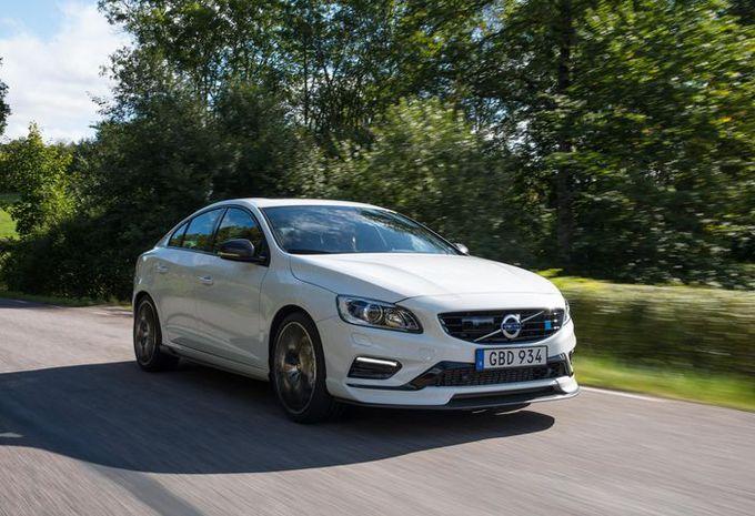 Volvo : un nouveau pack « aéro » pour les S60 et V60 Polestar #1