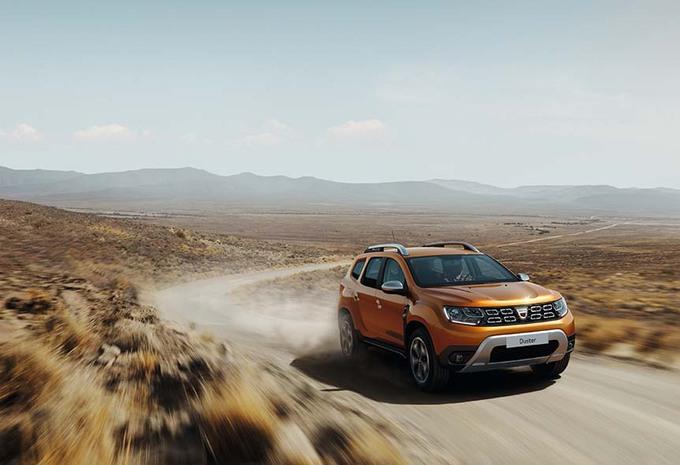 Dacia Duster 2018: de eerste details #1