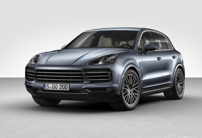 Porsche Cayenne Turbo : le SUV de 550 ch aux performances de GT