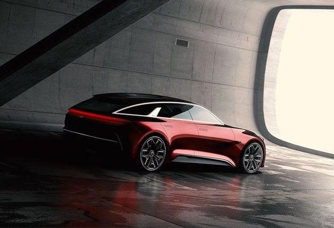 Kia met bloedmooie concept naar Autosalon Frankfurt #1